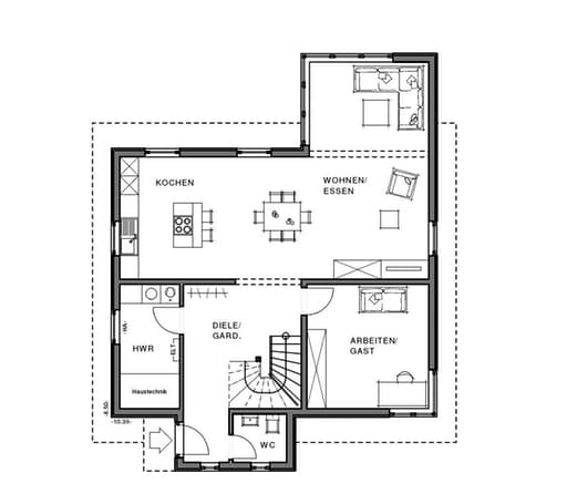 Freiraum Cube floor_plans 1