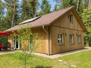 Typ 3 von Fricke Holzbau Außenansicht 1