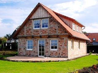 Fuhrberger - Kleines Fachwerkhaus Exterior 3