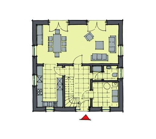 Gussek Haus - Fulham EG