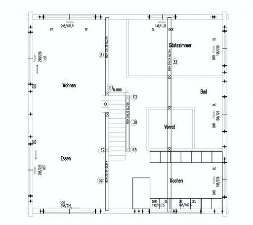 Fullwood - Entlebuch Floorplan 1