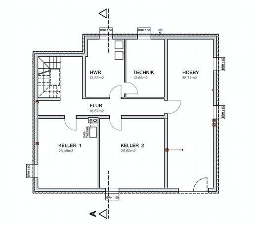 Fullwood - Heidelberg Floorplan 3