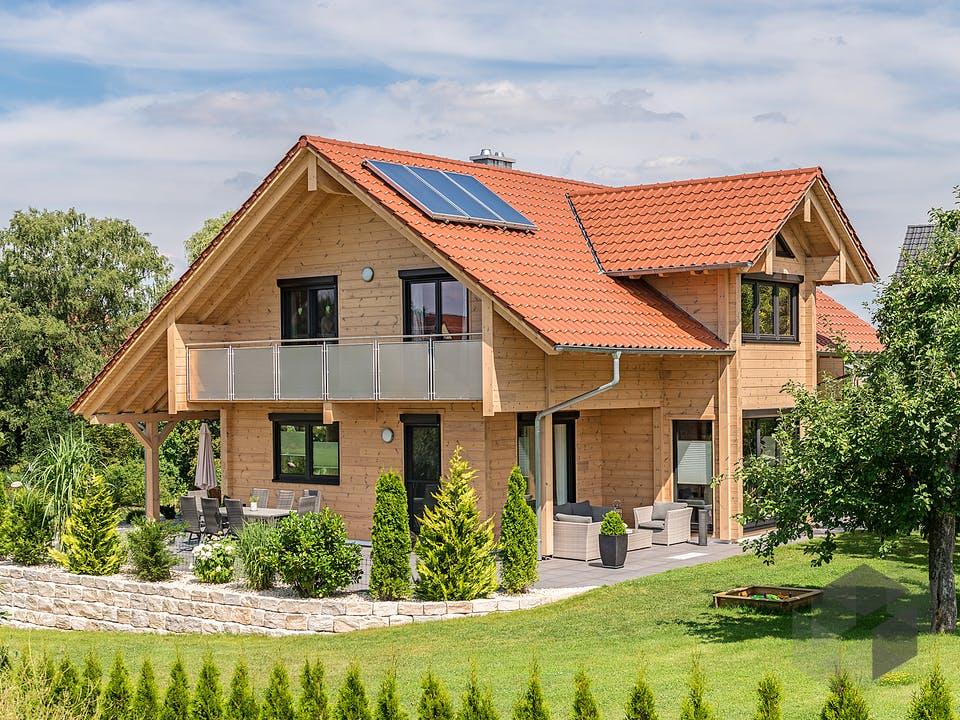 Mittelfranken von Fullwood Wohnblockhaus Außenansicht