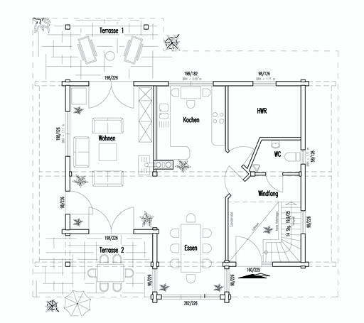 Fullwood - Mittelfranken Floorplan 1