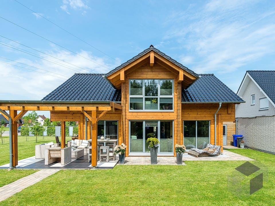 Münsterland von Fullwood Wohnblockhaus Außenansicht