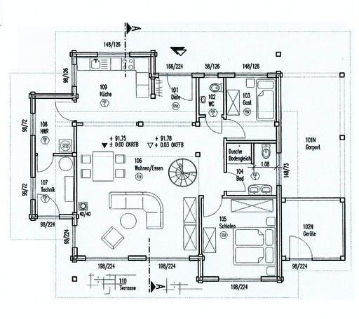 Fullwood - Neffelbach Floorplan 1