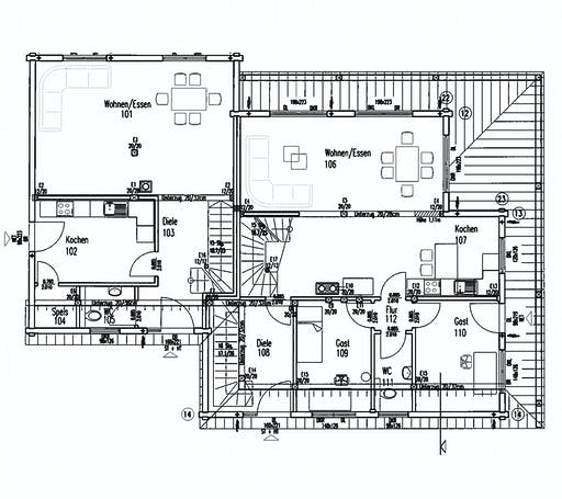Fullwood - Provence Floorplan 1