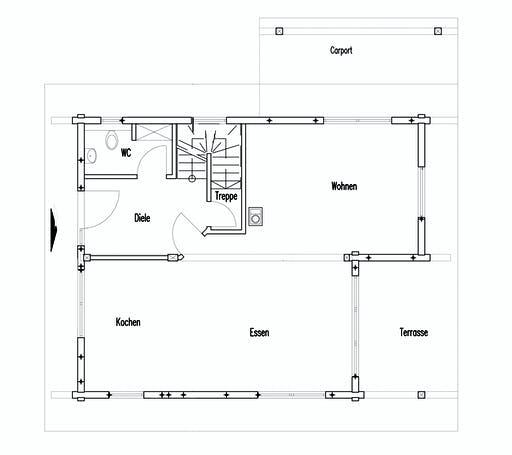 Fllwood - Rheinglück - Floorplan 1