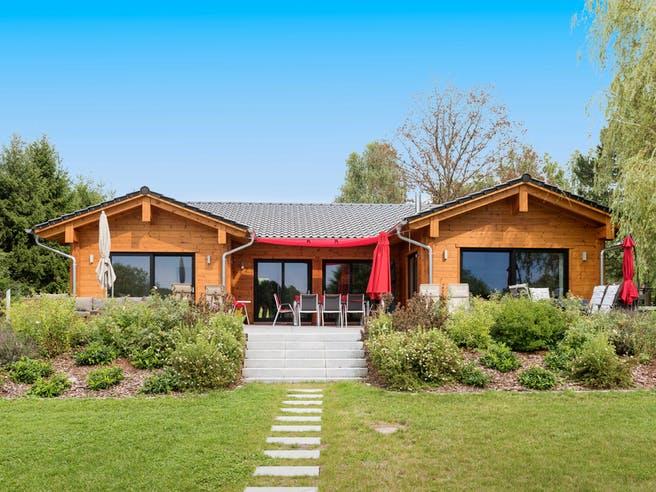 Seeblick von Fullwood Wohnblockhaus Außenansicht 1