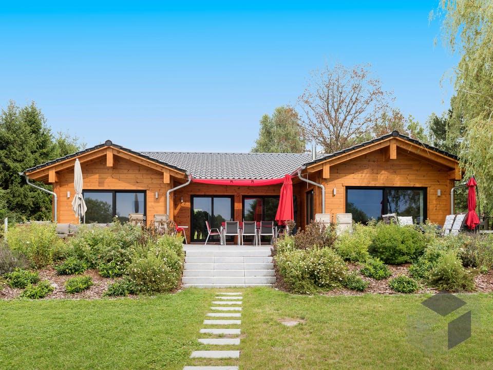 Seeblick von Fullwood Wohnblockhaus Außenansicht