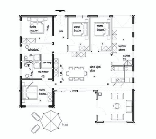 Fullwood - Seeblick Floorplan 1
