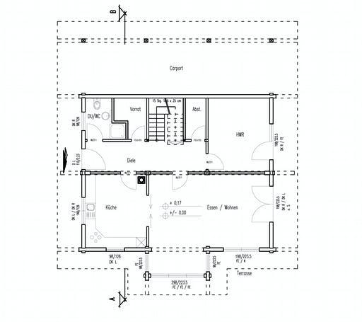 Fullwood - Wiesengrund Floorplan 1