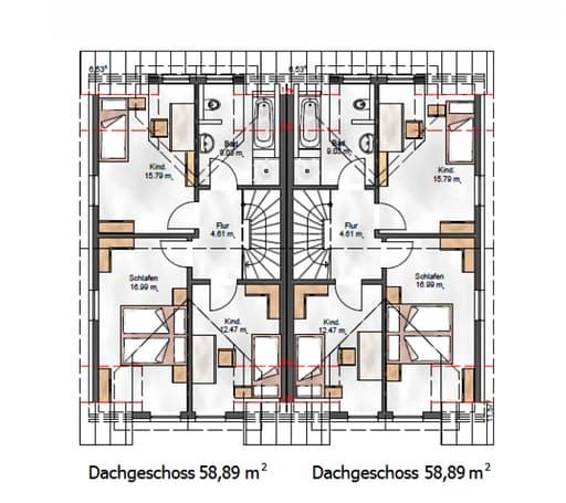 Funktionale 124 floorplan 2