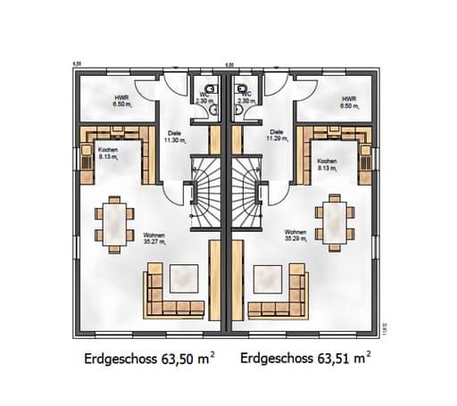 Funktionale 171 floorplan 1