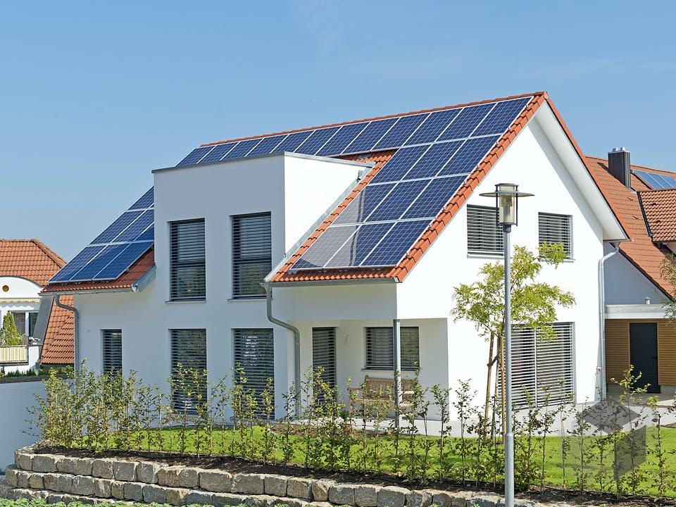 SD 152-065 - Geräumiges Einfamilienhaus von Gapp Holzbau Außenansicht