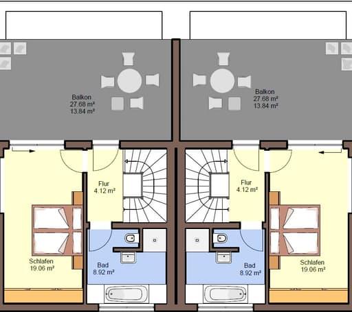 gemello fd 280 von b denbender hausbau komplette daten bersicht. Black Bedroom Furniture Sets. Home Design Ideas