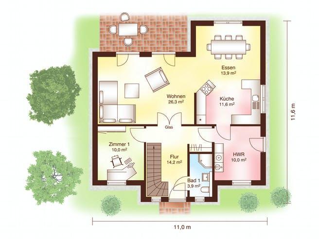 Göteborg Floorplan 1