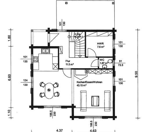 Gomadingen Floorplan 1