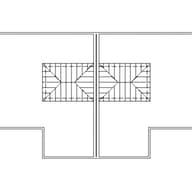 Doppelhaus 168 (inactive) Grundriss