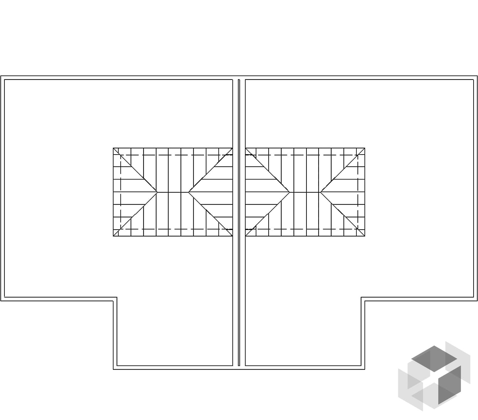 Doppelhaus 168 Von ZIMMERMANN HAUS