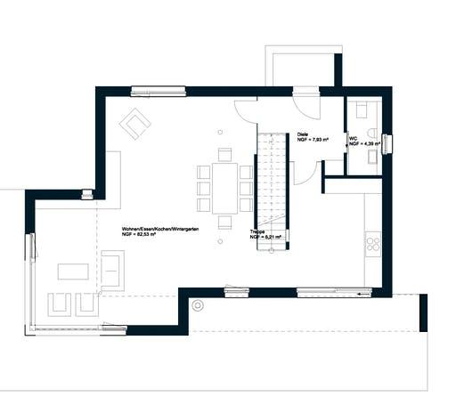 Griffner Box Mannheim Floorplan 1
