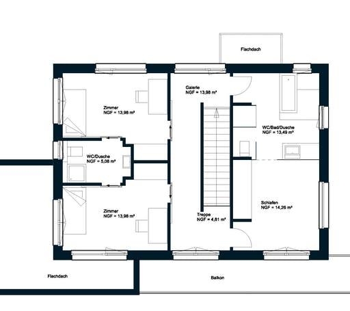 Griffner Box Mannheim Floorplan 2