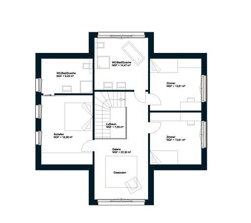 Griffner Classic Graz Floorplan 2