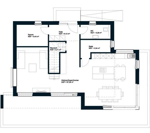 Griffner Classic München Floorplan 1