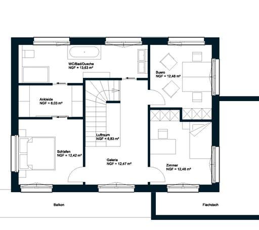 Griffner Classic München Floorplan 2