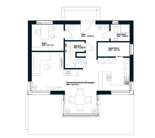 Griffner Classic Wien Floorplan 1