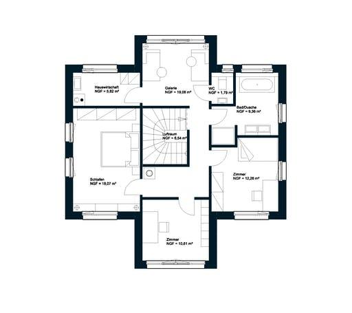 Griffner Classic Wien Floorplan 2
