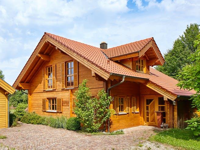 Görwihl von Rems-Murr-Holzhaus Außenansicht 1