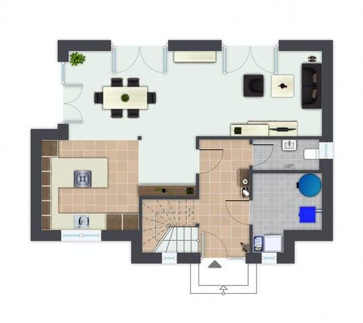 Gussek Auerberg Floorplan 1