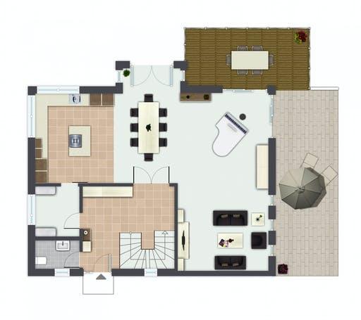 Gussek Babelsberg Floorplan 1