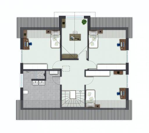 Gussek Babelsberg Floorplan 2