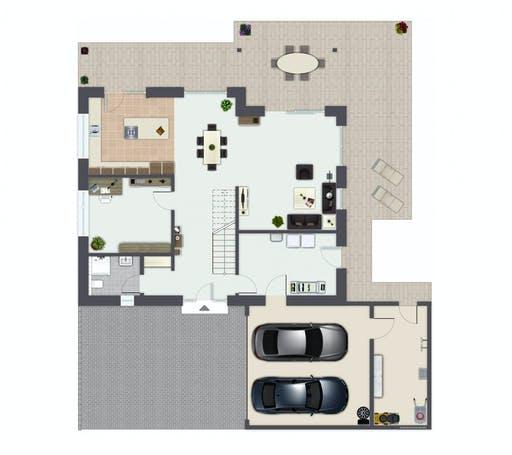 Gussek Baggio Floorplan 1