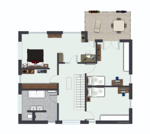 Gussek Baggio Floorplan 2