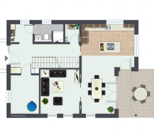 Gussek Boavista Floorplan 1