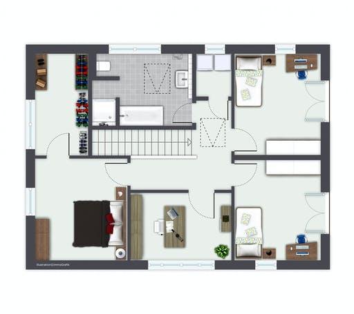Gussek Boavista Floorplan 2