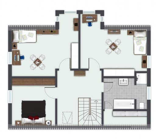 Gussek Erlenbach Floorplan 2