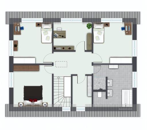Gussek Frankenbach Floorplan 2