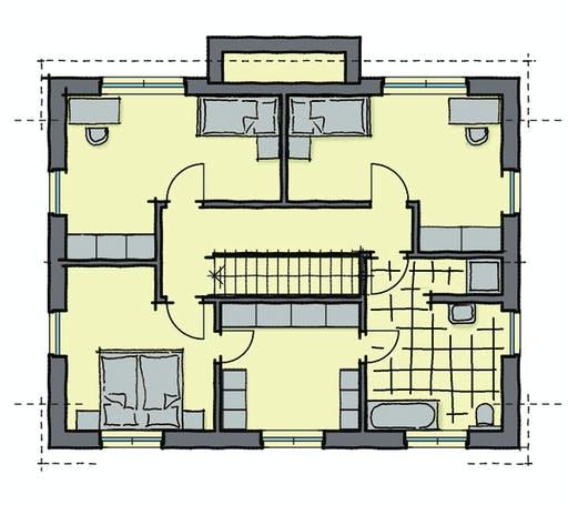 Gussek Hainbuchenallee Floorplan 2