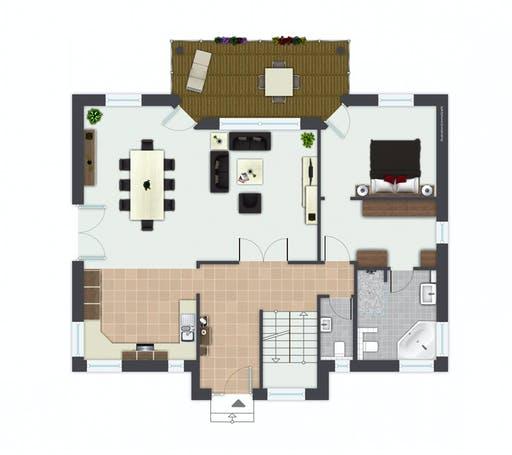 Gussek Hellerberge Floorplan 1