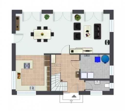 Gussek Hoheneck Floorplan 1