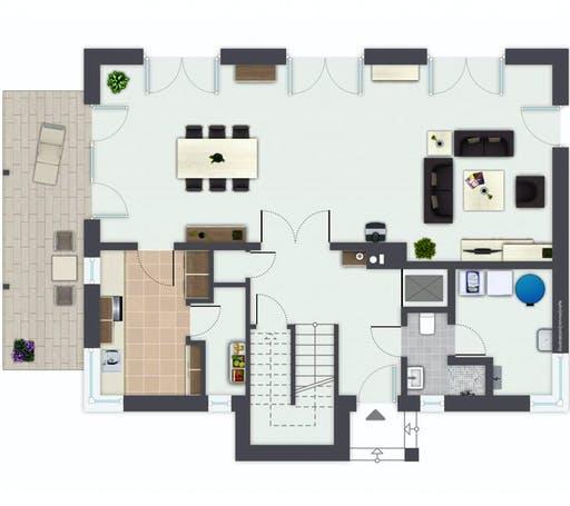 Gussek Kaiserberg Floorplan 1