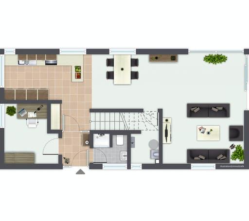 Gussek Mureno Floorplan 1
