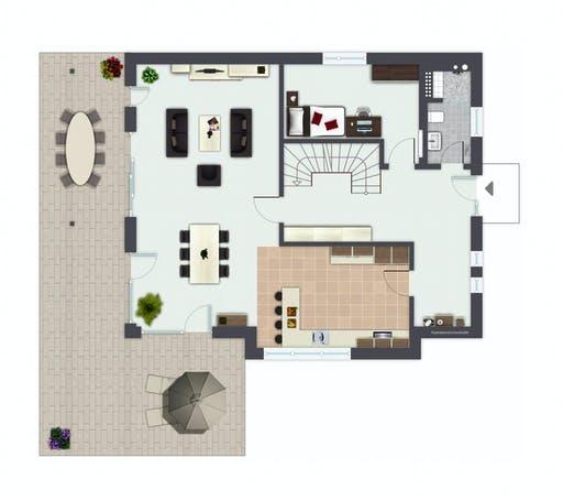 Gussek Ponticelli Floorplan 1