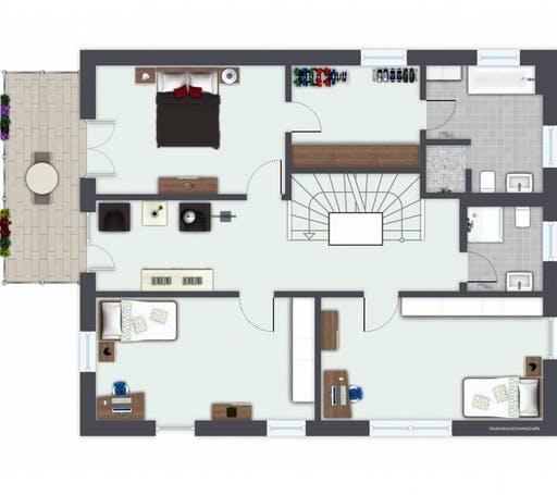 Gussek Ponticelli Floorplan 2