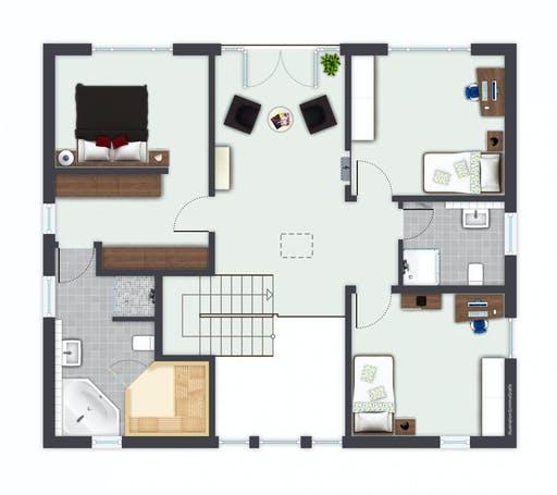 Gussek Rheinfeld Floorplan 2
