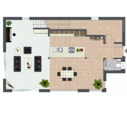 Gussek San Marco Floorplan 1